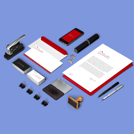 réalisation HTAG communication_logo produbois - branding